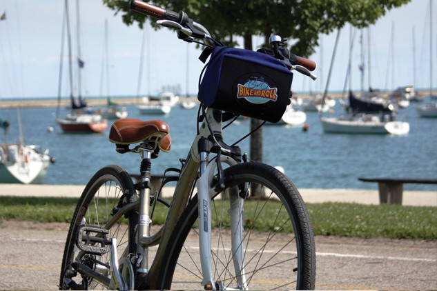 Bike And Roll: Day Bike Rental