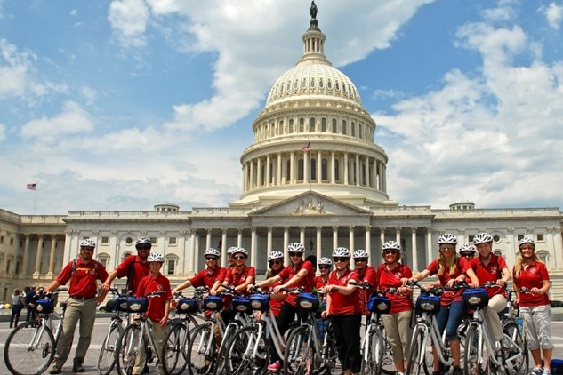Bike & Roll: Washington D.C. Capital Sites Bike Tour