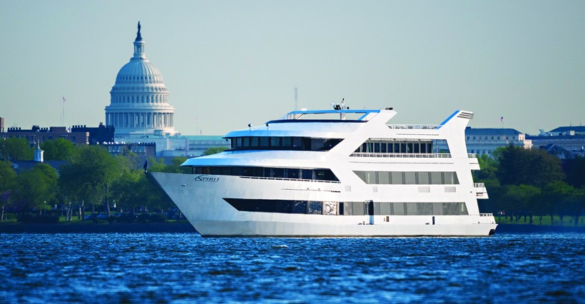 Spirit Of Washington D.C. Lunch Cruise (Saturday)